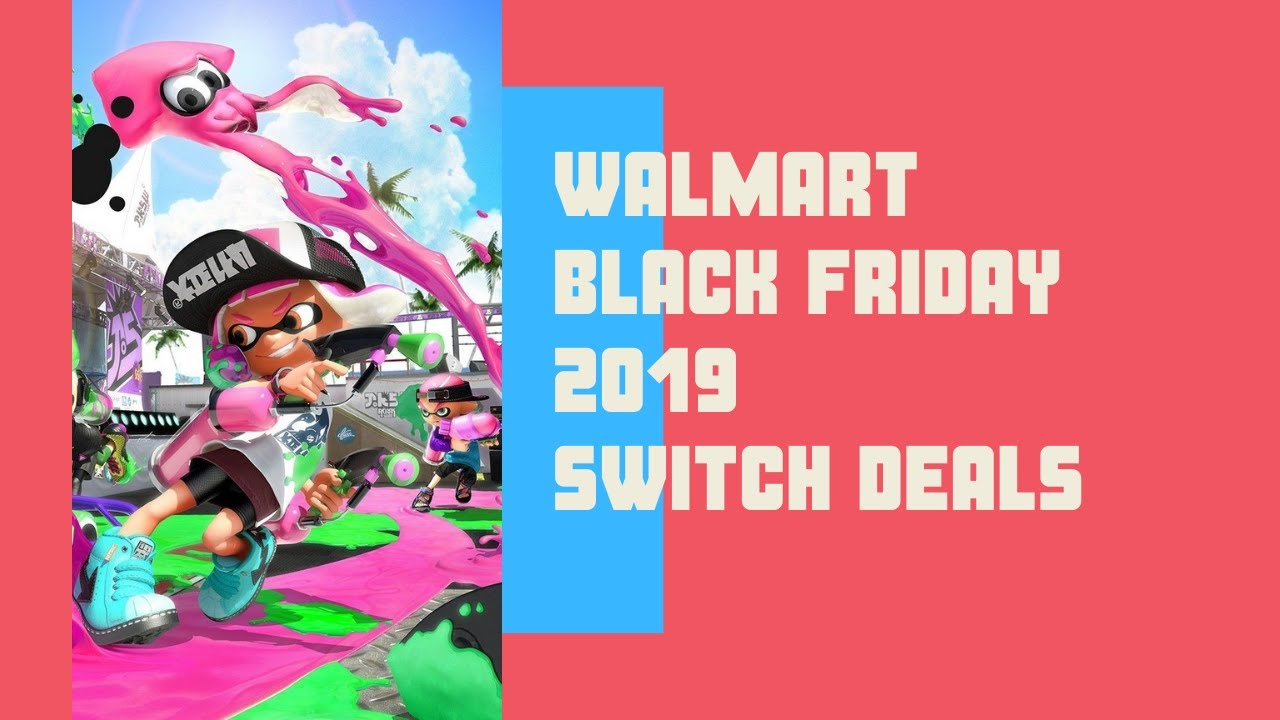 The Nintendo Switch Black Friday Deals You've Been Waiting for ...