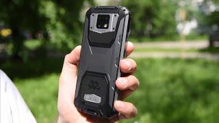 Тест защищенного смартфона с 10000 мАч батареей! OUKITEL WP6 / Арстайл /