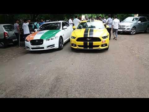 Sport cars -Mustang & jaguar car in pune