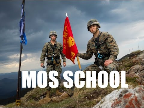 MOS School Guide, Choosing a Job, and ClaytonFilpo's Job!