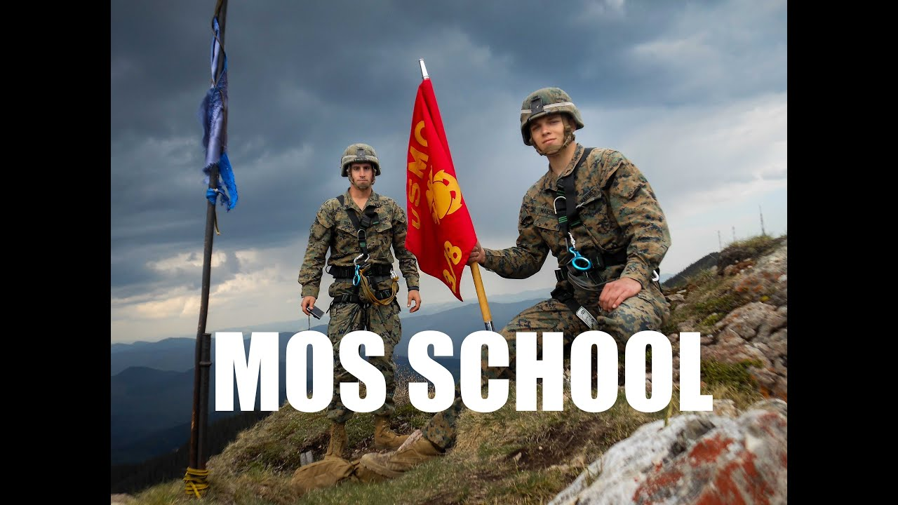 MOS School Guide, Choosing a Job, and ClaytonFilpo's Job! - YouTube