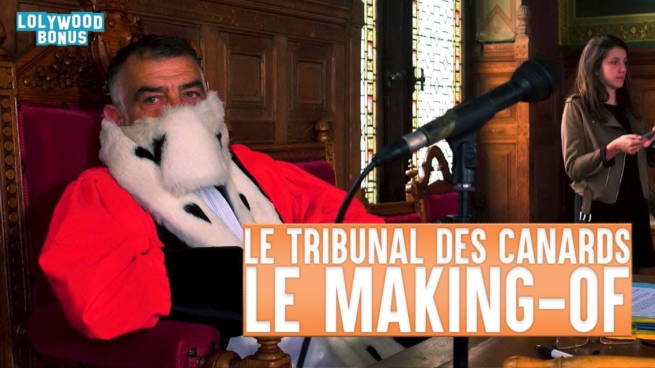 Le Tribunal des Canards: Le Making-Of