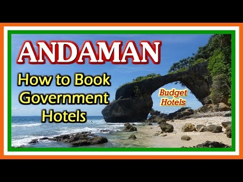 Budget Hotels In Andaman | Full Details Of Andaman Government Guest Houses | Andaman Tour Guide