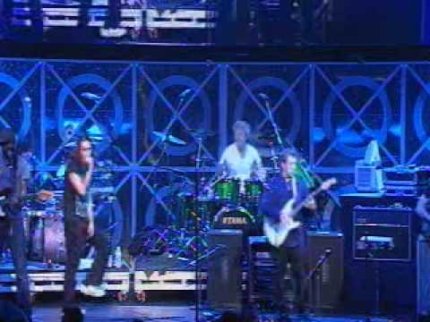 Incubus with The Police