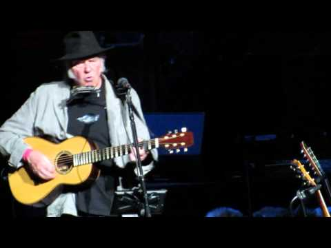 Neil Young - If You Could Read My Mind - Chi Theater, Apr 22, 2014
