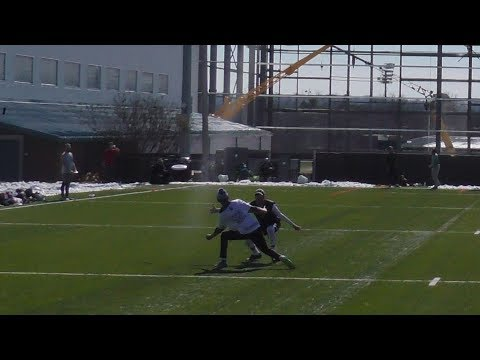 UNCW's #52 Connor Russell's Sweet Flick Huck | 2018 Carolina Kickoff