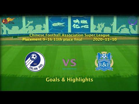 Dalian Pro Guangzhou R&F Goals And Highlights
