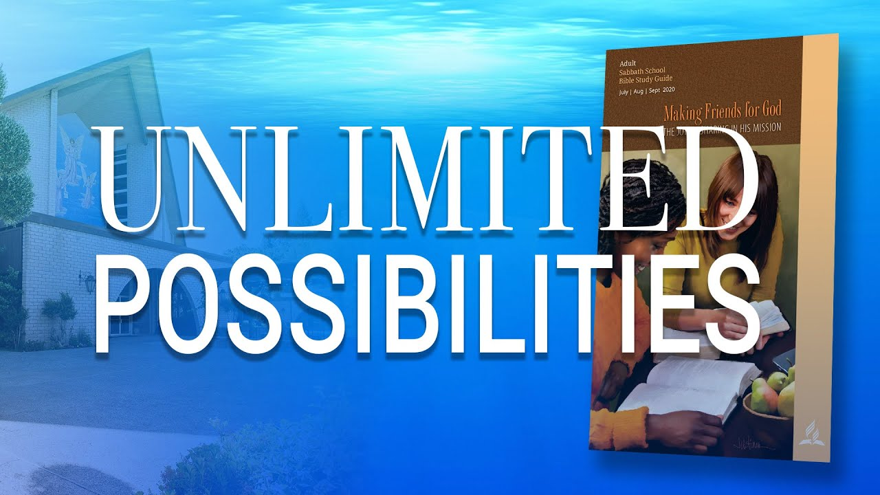 """""""Unlimited Possibilities"""" (6 of 13) with Pastor Mike Thompson"""