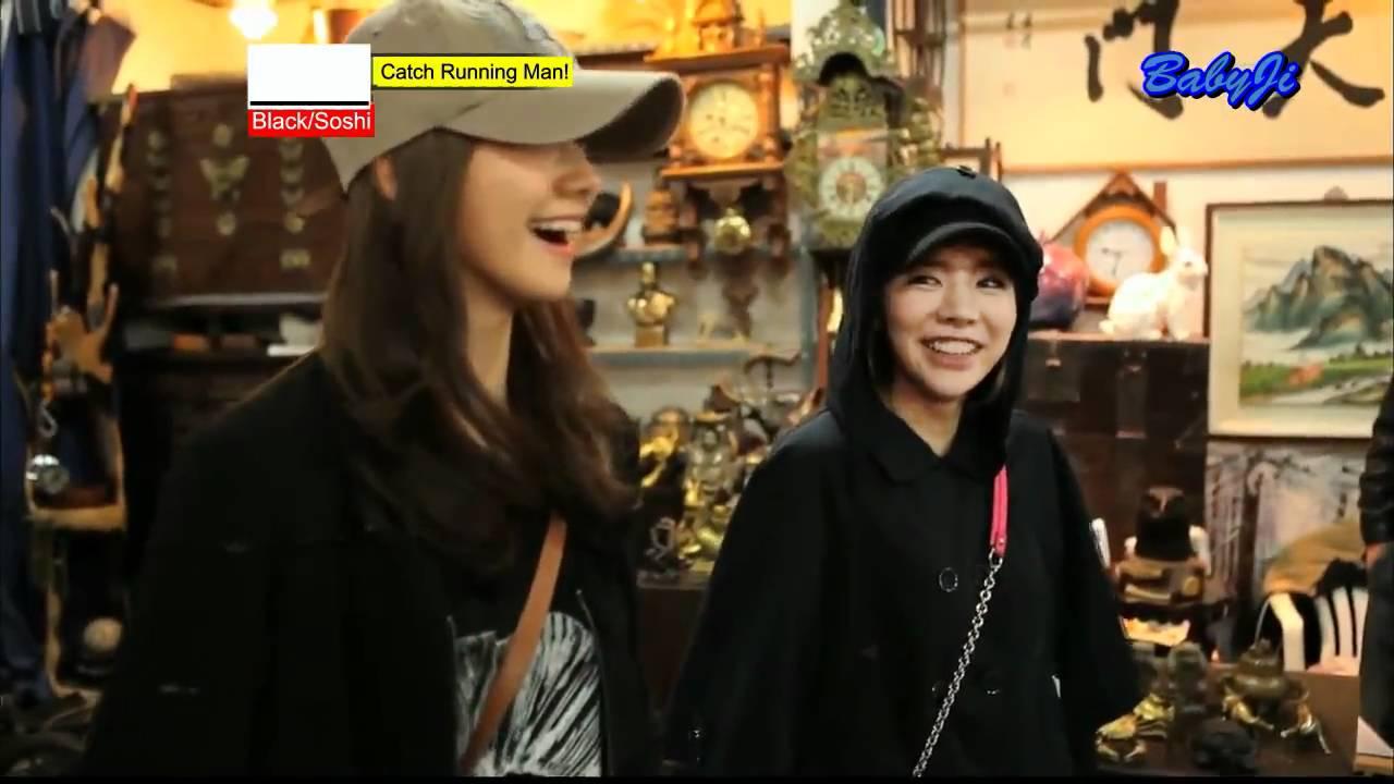 [ENG] SNSD Yoona & Sunny - Running Man 110417 (1/8)