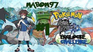 Pokemon BlazeBlack 2 Egglocke: Epi #1