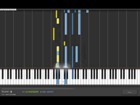 How to play I Want It That Way by Backstreet Boys on piano
