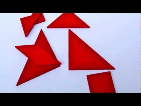 tangram solution christmas tree