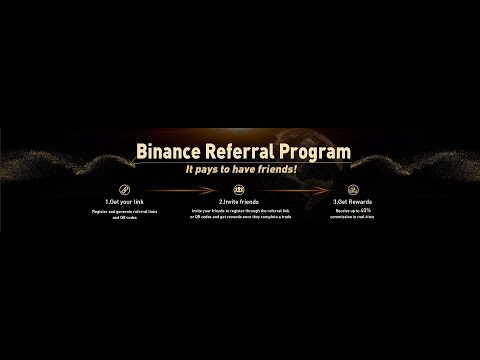 Binance Referral Id For Mobile App - Free Bitcoin Commission