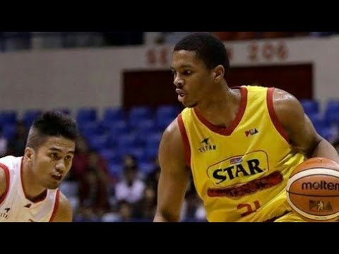 Malcolm Hill Illinois highlights | Star Hotshots Import | PBA Governors Cup 2017