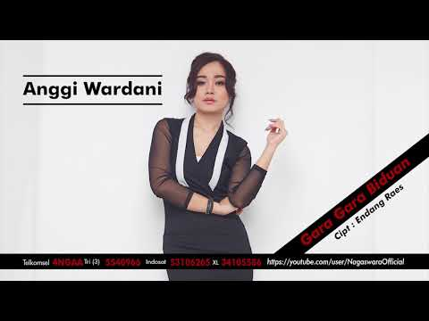 Anggi Wardani - Gara Gara Biduan (Official Audio Video)