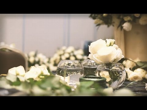 Dekoracje PERFECT MOMENT Exclusive Deco / WEEDING FLOWERS / My Planned Day