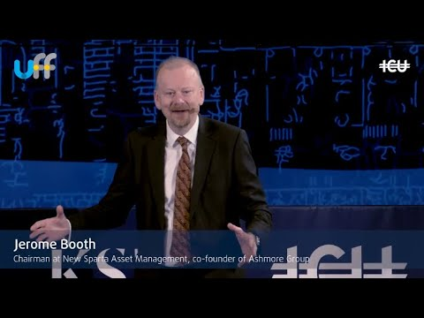 #UkrFinForum18 -- Jerome Booth keynote speech about the New Appreciation of Emerging Markets