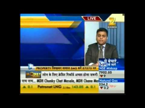 Money Guru Zee Business - 30 May 2013 Shrinivas Rao, CEO Asi