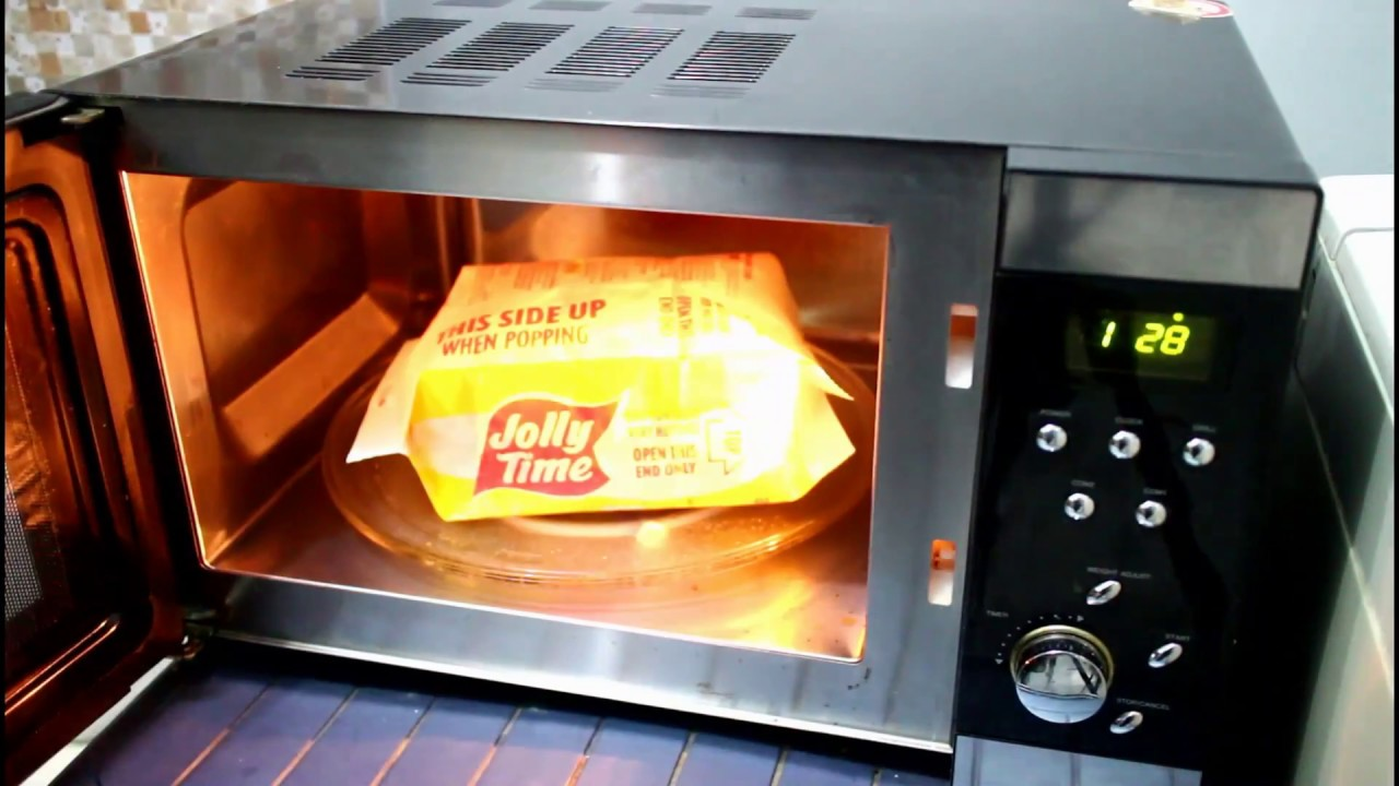 Memasak Jollytime Dgn Microwave Oven How To Cook Instant