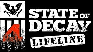 [4] State of Decay: Lifeline DLC Gameplay - Building Up