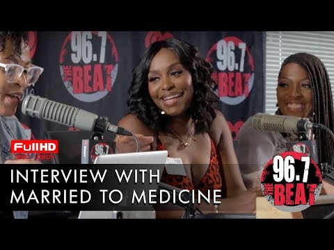 Jazzy T Blog - Married to Medicine Interview with Terry J and Jazzy T