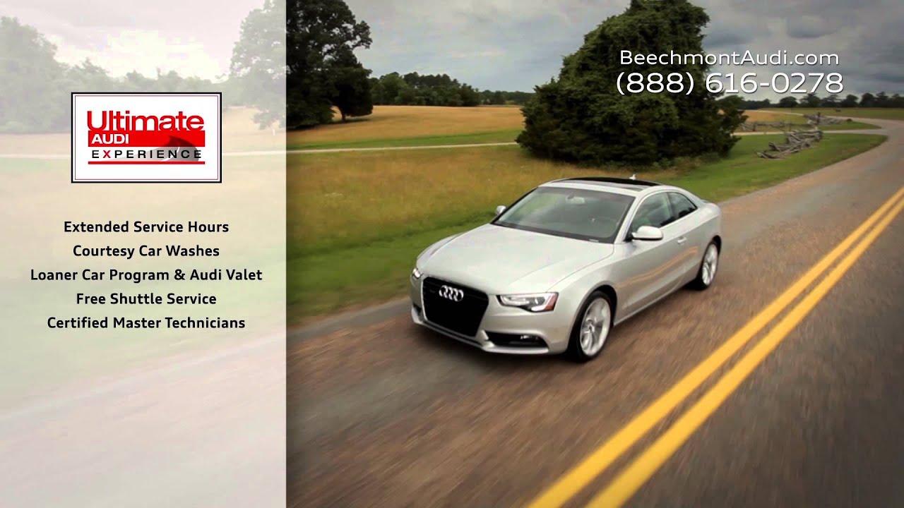 Beechmont Audi Life Care Plus The Ultimate Audi Experience YouTube - Beechmont audi