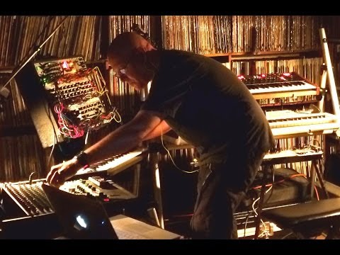 Robert Rich on KFJC, May 28 2014 (complete authorized video)