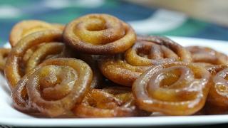 DIY Upawas ki Mawa Jalebi - Upawas Recipes - Seema&#39s Smart Kitchen