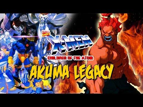 GETTINu0027 CHEESY - Akuma Legacy: X-MEN Children of the Atom