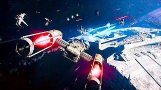 STAR WARS BATTLEFRONT 2 - Official Starfighter Assault Gameplay Trailer (2017)