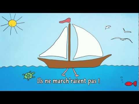 « Maman les p'tits bateaux » - Mister Toony