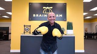 BrainStorm Gives Back