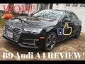 2018 B9 Audi A4 Review! WOW!