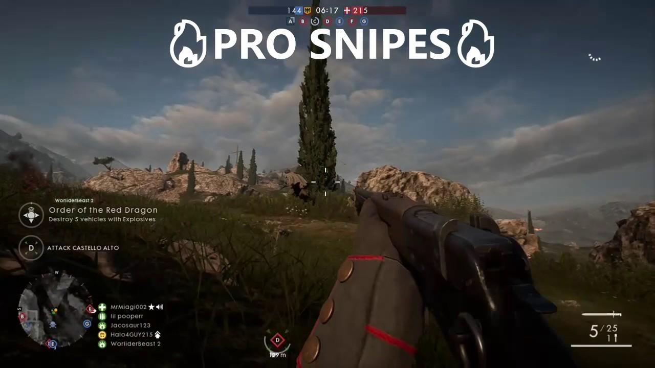Download Bf1 Pro Snipes