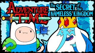 Adventure Time Secret of the Nameless Kingdom Ice King Cave PART 4 Gameplay Walkthrough Episode 4