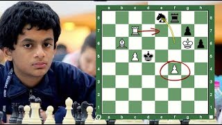 Nihal  Sarin v Anand. Is This Chess Prodigy The Human Alpha Zero Future World Champ?
