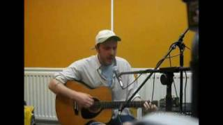 Mathew Sawyer & The Ghosts - There is no royal road (live on Resonance FM 26/6/10)