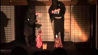 江戸糸あやつり人形 /上條充(15min)