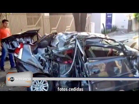 Mulher é arremessada e morre após acidente na região