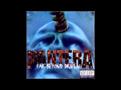 Pantera Far Beyond Driven Ful Album (1994)