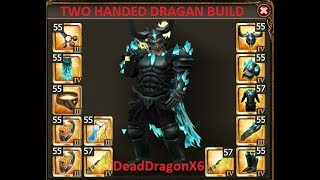 Drakensang Online - DeadDragonX6 - 2-HANDED DRAGAN BUILD WARRIOR