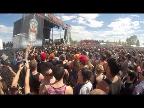 August Burns Red -Intro + Internal Cannon live @ Rockfest Montebello HD GoPro