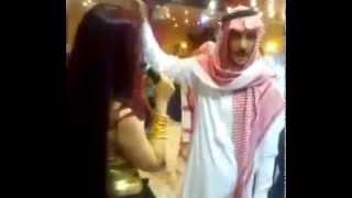Araplar dansöze para sacıyor