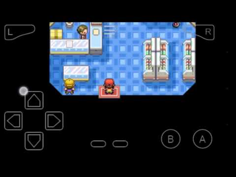 Master Ball Cheat For Pokemon Fire Red