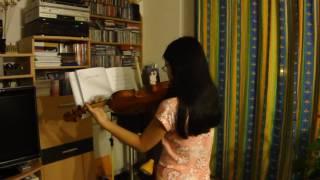 Rừng xưa đã khép (Trịnh Công Sơn) - HT độc tấu Violin