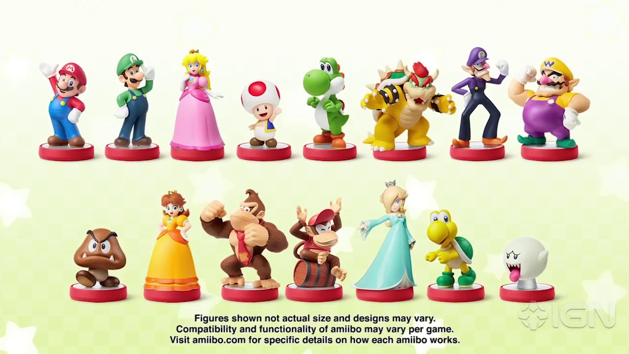 Mario Party The Top 100 Game Modes Amp Amiibo Trailer