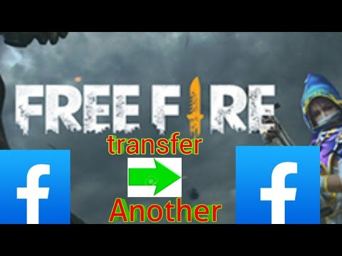 How To Change Free Fire Facebook Account||how To Transfer Fb Account Into Another Fb Account Hindi