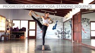 Progressive Ashtanga Yoga Standing Sequence with Sarah