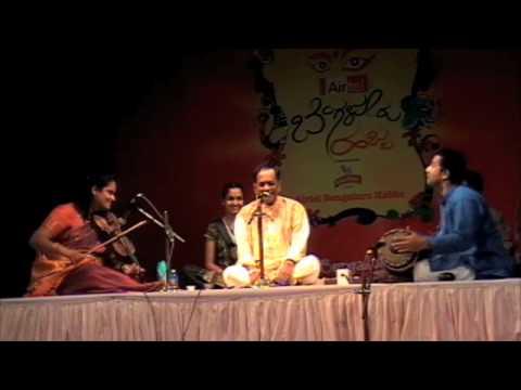 Dr. Balamuralikrishna ji's Behag Tillana