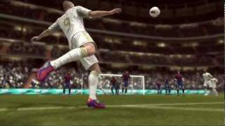FIFA 12 Gamescom Gameplay-Trailer